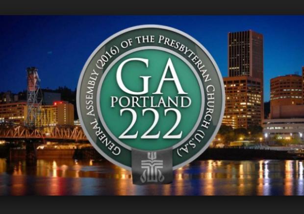 PCUSA-Portland-General-Assembly-Logo