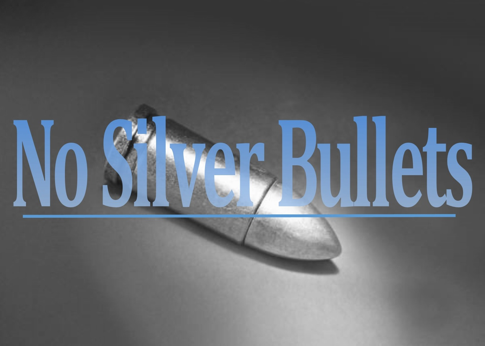 no silver bullet The west's response to 9/11 was the catastrophic 'war on terror' have we learned from our mistakes with al-qaida, or is history repeating itself with isis.